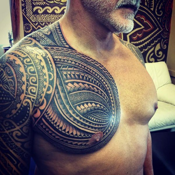 125 Top Rated Polynesian Tattoo Designs This Year 32