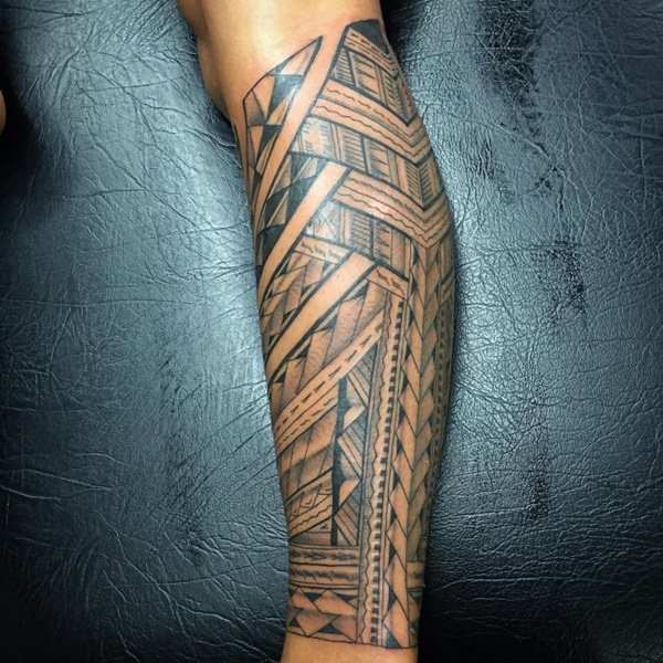 125 Top Rated Polynesian Tattoo Designs This Year - Wild Tattoo Art