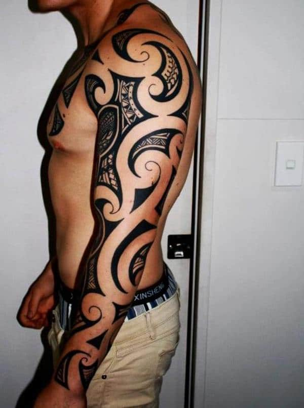 125 Top Rated Polynesian Tattoo Designs This Year 56