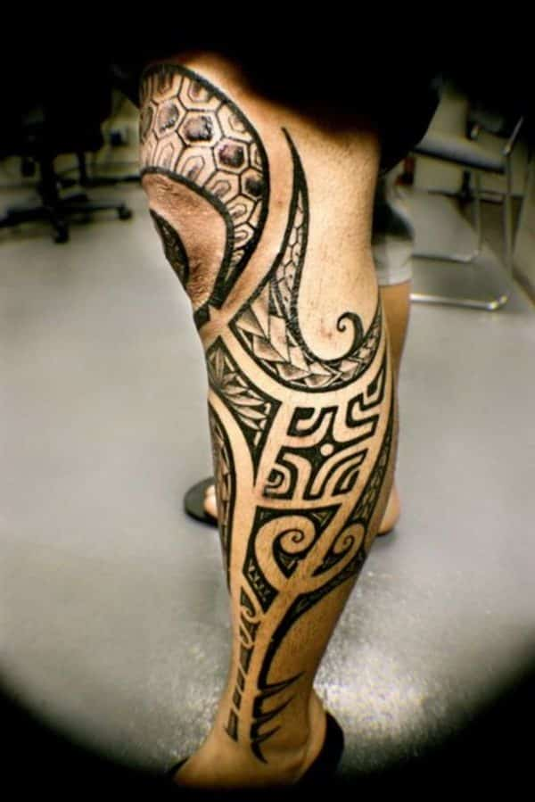 125 Top Rated Polynesian Tattoo Designs This Year 57