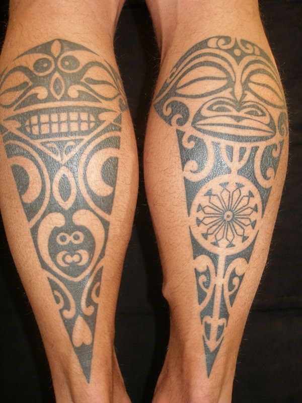 125 Top Rated Polynesian Tattoo Designs This Year 58