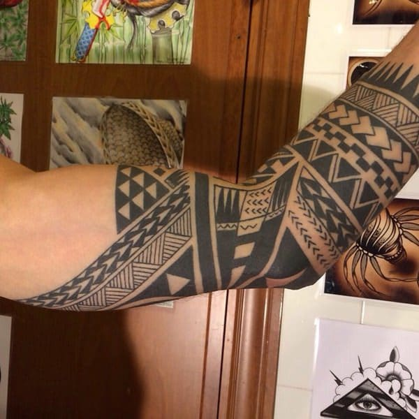 125 Top Rated Polynesian Tattoo Designs This Year 7
