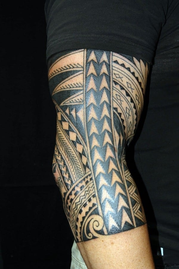 125 Top Rated Polynesian Tattoo Designs This Year 59