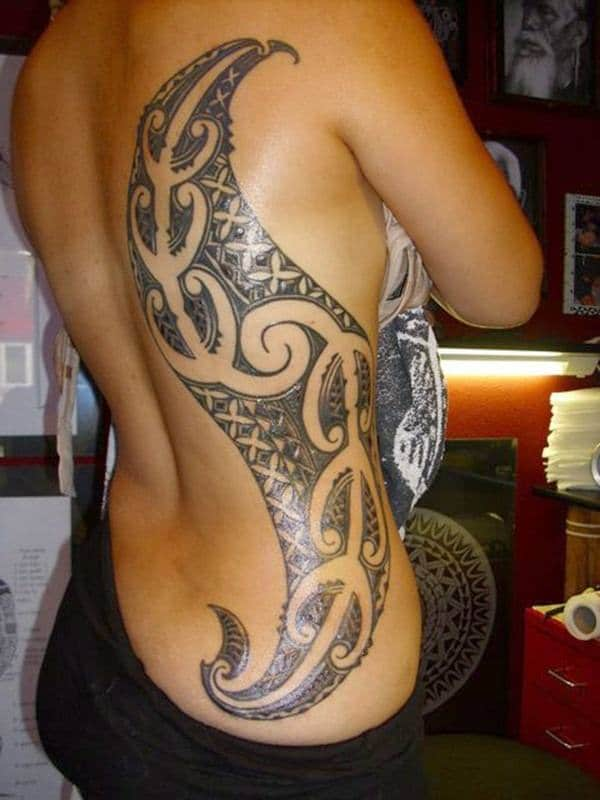 125 Top Rated Polynesian Tattoo Designs This Year 69