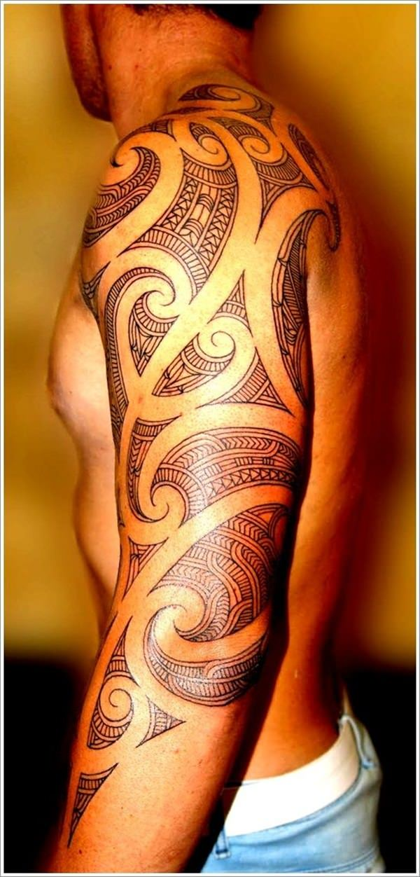 125 Top Rated Polynesian Tattoo Designs This Year 86