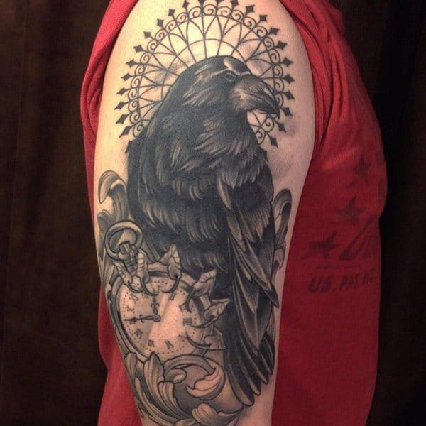 "crow-tattoos ""ancho ="" 600 ""altura ="" 600 ""srcset ="" https://www.wildtattooart.com/wp-content/uploads/2018/03/crow-tattoos-110318141.jpg 600w, https: // www.wildtattooart.com/wp-content/uploads/2018/03/crow-tattoos-110318141-150x150.jpg 150w, https://www.wildtattooart.com/wp-content/uploads/2018/03/crow-tattoos -110318141-300x300.jpg 300w ""tamaños ="" (ancho máximo: 600px) 100vw, 600px ""/> <img loading="