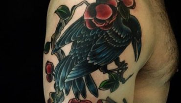 crow-tattoos