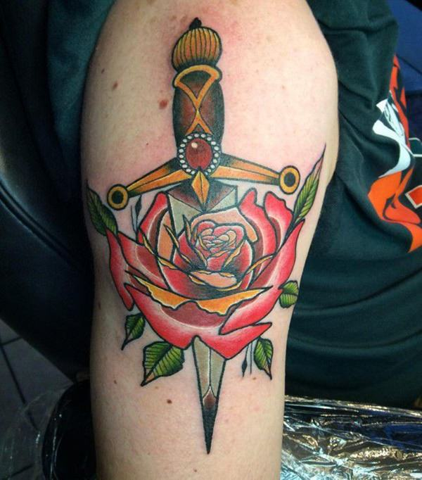 155 Rose Tattoos: Everything You Should Know (with Meanings) 10