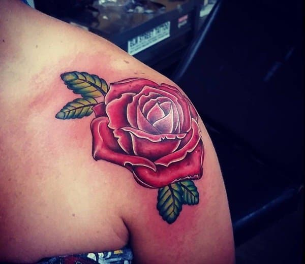 155 Rose Tattoos: Everything You Should Know (with Meanings) 103