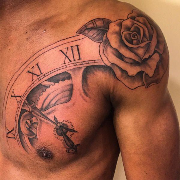 155 Rose Tattoos: Everything You Should Know (with Meanings) 104