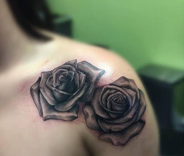 155 Rose Tattoos: Everything You Should Know (with Meanings) 105