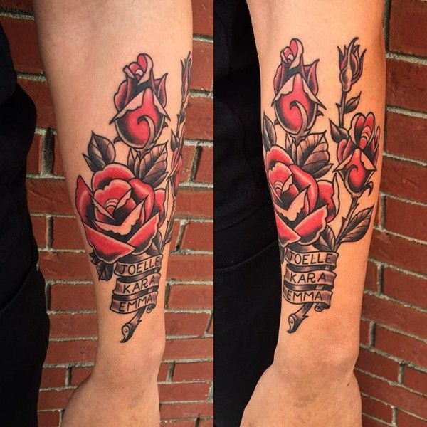 155 Rose Tattoos: Everything You Should Know (with Meanings) 14