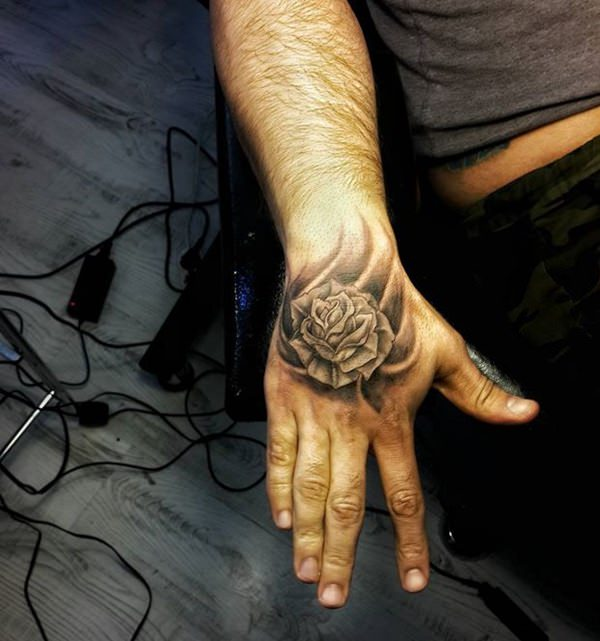 155 Rose Tattoos: Everything You Should Know (with Meanings) 120