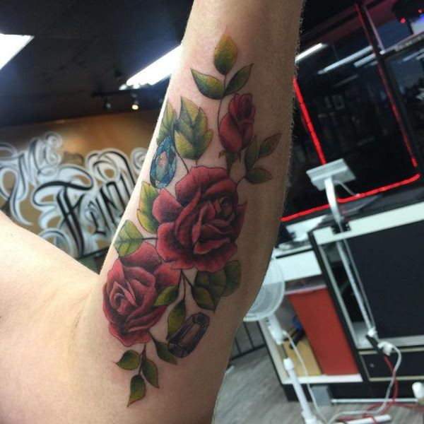 155 Rose Tattoos: Everything You Should Know (with Meanings) 16