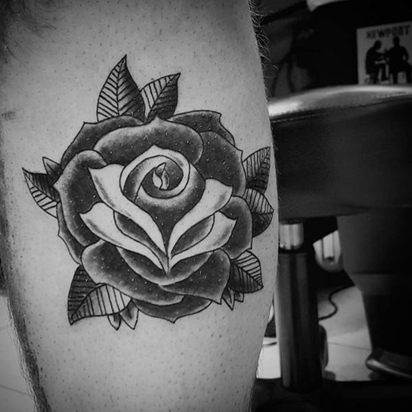 155 Rose Tattoos Everything You Should Know With Meanings Wild
