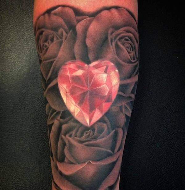 155 Rose Tattoos Everything You Should Know With Meanings