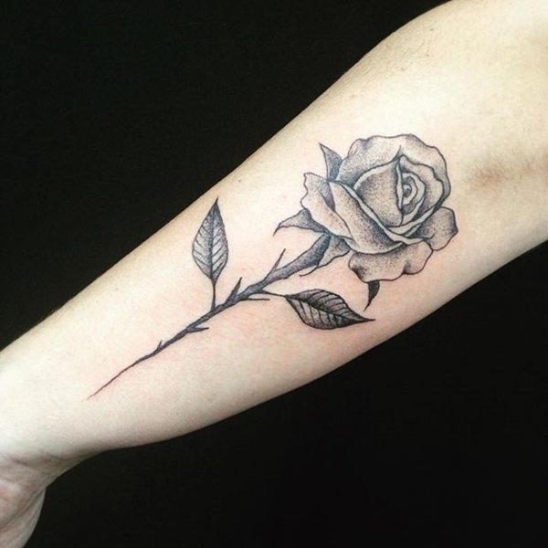 155 Rose Tattoos: Everything You Should Know (with Meanings) 72