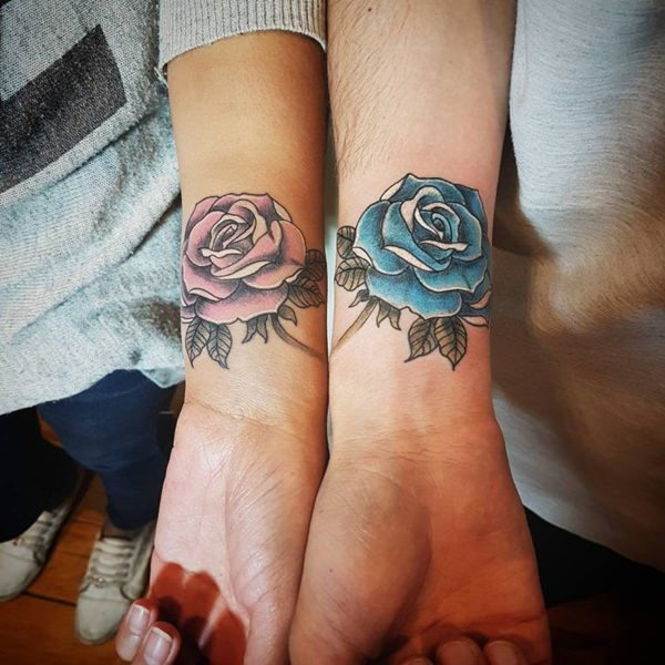 b12bd2e0d 155 Rose Tattoos: Everything You Should Know (with Meanings) - Wild ...