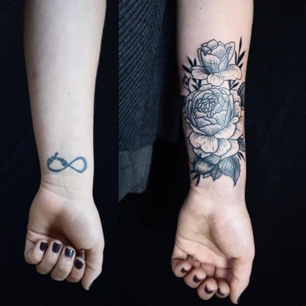 155 Rose Tattoos: Everything You Should Know (with Meanings) 3