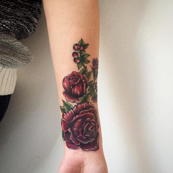 155 Rose Tattoos: Everything You Should Know (with Meanings) 57
