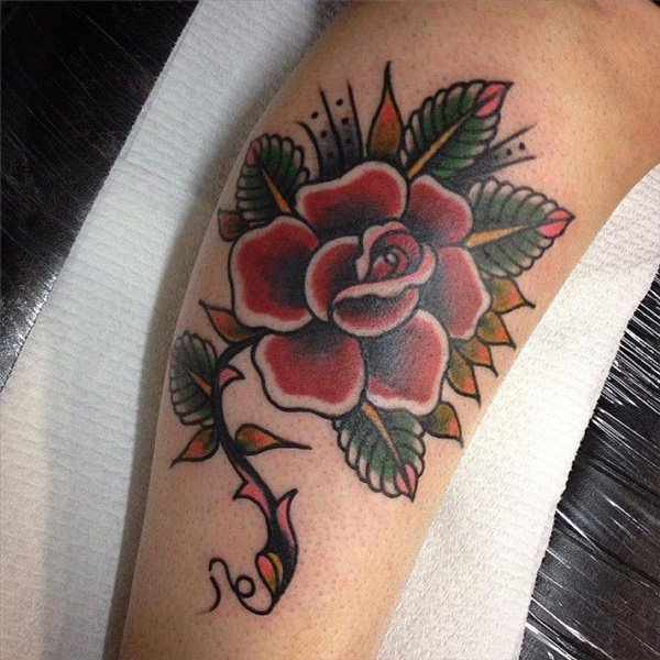 155 Rose Tattoos: Everything You Should Know (with Meanings) 62