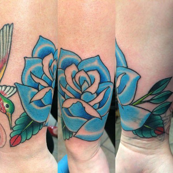 155 Rose Tattoos: Everything You Should Know (with Meanings) 74