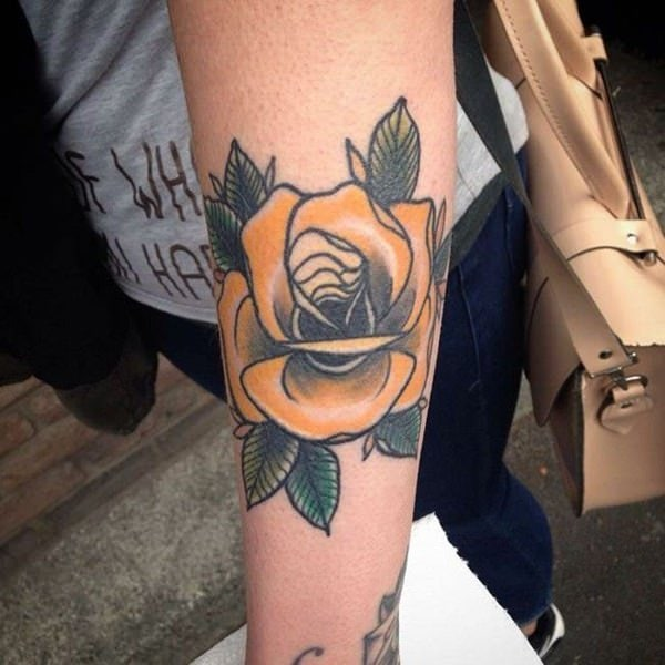 155 Rose Tattoos: Everything You Should Know (with Meanings) 77