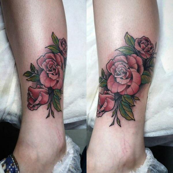 155 Rose Tattoos: Everything You Should Know (with Meanings) 6