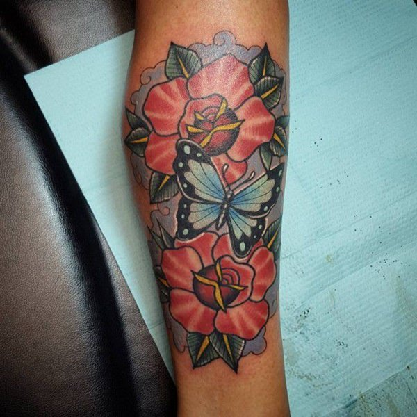 155 Rose Tattoos: Everything You Should Know (with Meanings) 98