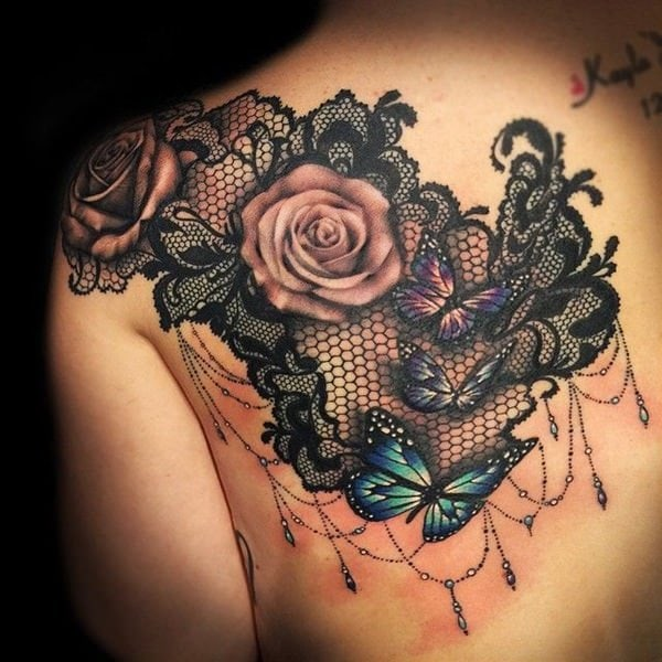 155 Rose Tattoos: Everything You Should Know (with Meanings) 88
