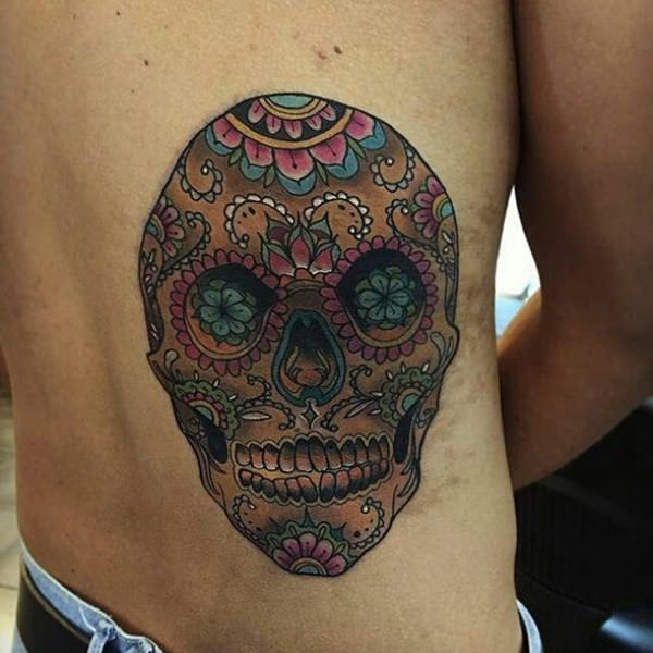 sugar-skull-tattoos
