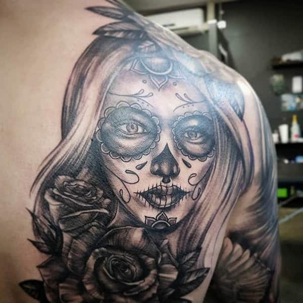 155 Day Of The Dead Tattoo Ideas And Everything You Need