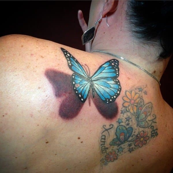 125+ Butterfly Tattoo Ideas For Depicting Transformation