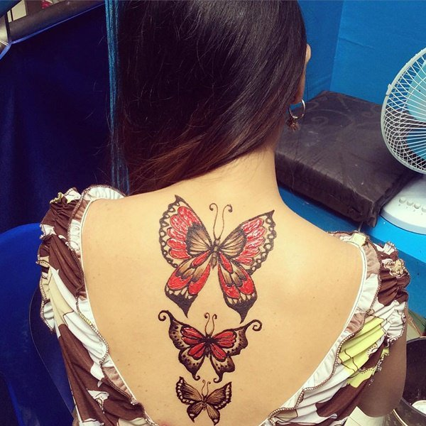 1224526e0 125+ Butterfly Tattoo Ideas for Depicting Transformation - Wild ...