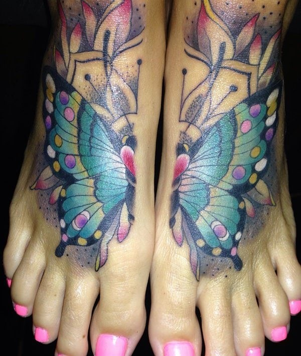 125 Butterfly Tattoo Ideas For Depicting Transformation Wild