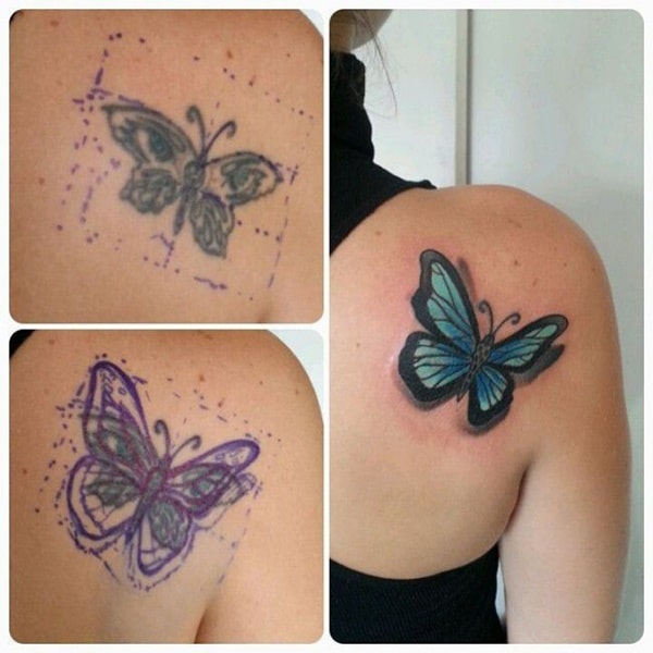 Cover Up Tattoos 101: Everything You Need To Know (Before & After ...