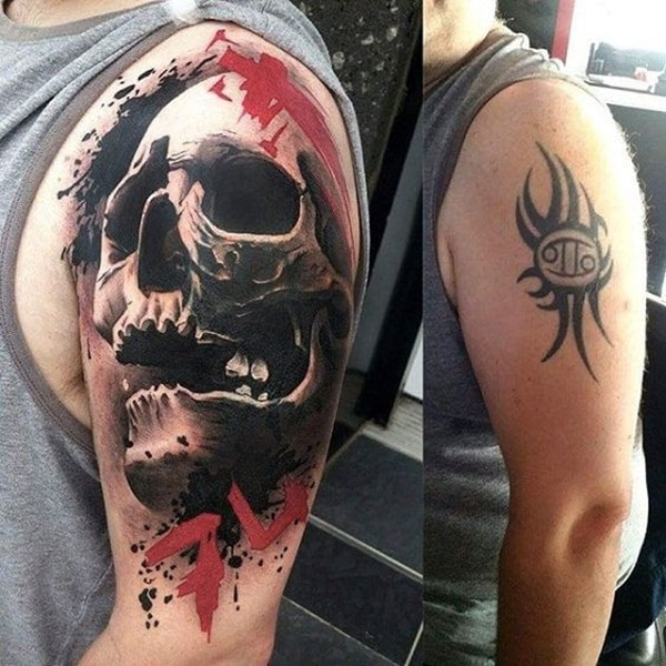 b415d2f4c3816 Cover Up Tattoos 101: Everything You Need To Know (Before & After ...