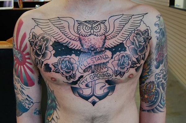 255 Best Chest Tattoos You Can Opt For 110 Will Blow Your Mind Wild Tattoo Art Aliexpress carries wide variety of products. 255 best chest tattoos you can opt for