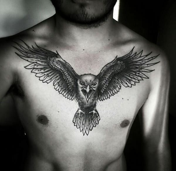 255+ Best Chest Tattoos You Can Opt For 110 Will Blow Your