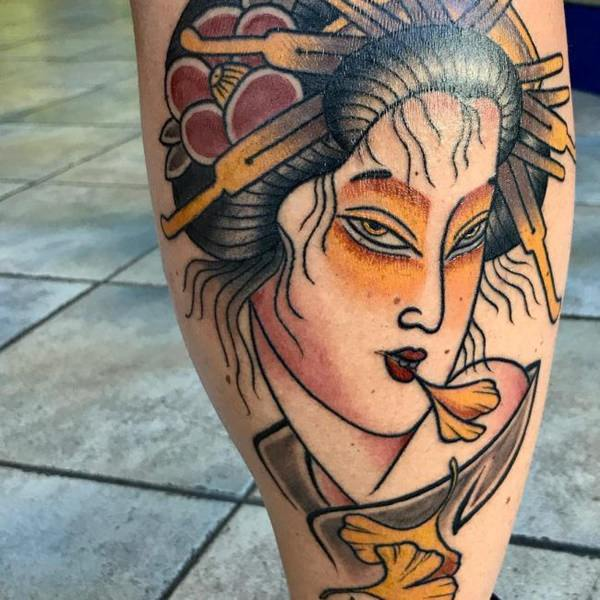 150+ Geisha Tattoo Ideas: Go Exotic ! (with Meanings