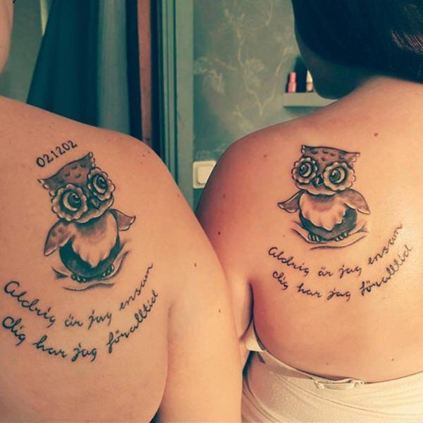 Small Sister Tattoo: 225+ Wonderful Sister Tattoos: Honor Your Dear Sister