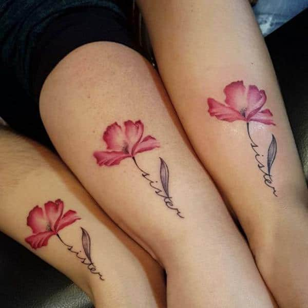 225 Wonderful Sister Tattoos Honor Your Dear Sister With
