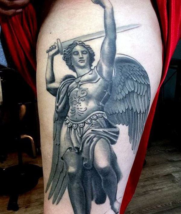 ec33899de80aa The action of opposing Satan shows that Saint Michael refused to surrender  and showcased his bravery. You can also find Archangel Michael in many  prayers as ...