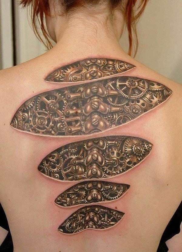3d Tattoos 125 Ideas For Turning Your Imaginative Designs Into Reality Wild Tattoo Art Almost files can be used for commercial. 3d tattoos 125 ideas for turning your