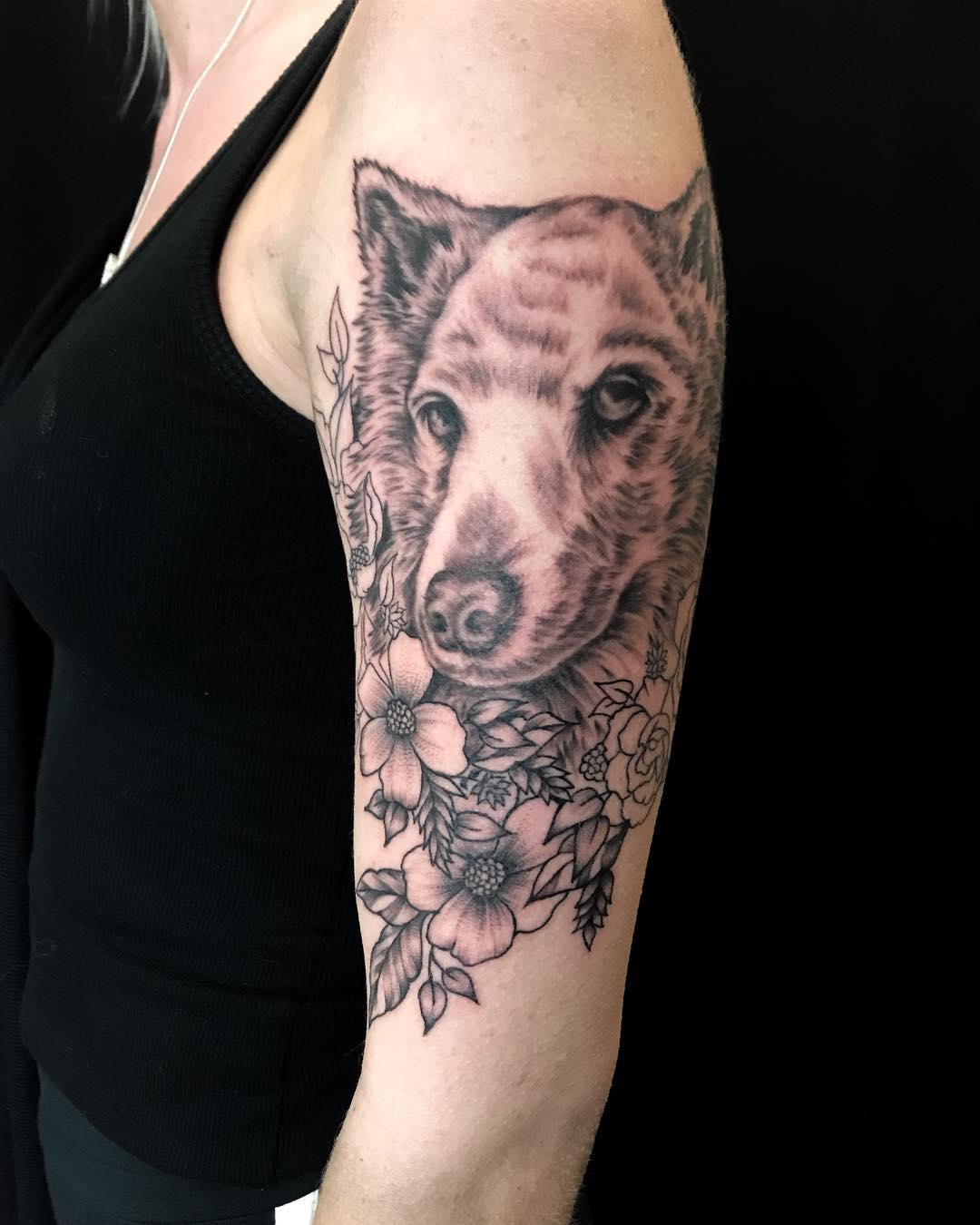 d9f75b9f09a3e Ancient Roman, Celtic, and Egyptian kingdoms have demonstrated the dog as a  sentinel of the Otherworld. dog tattoos