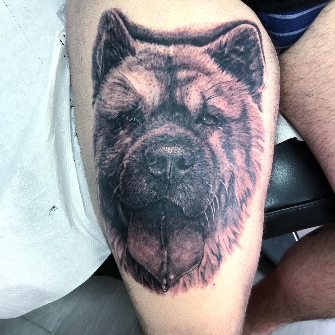 125 Best Dog Tattoo Ideas and Its Symbolic Meanings - Wild