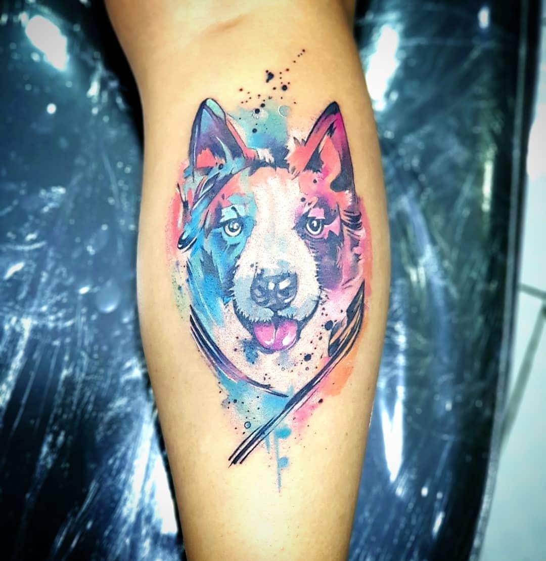 125 Best Dog Tattoo Ideas And Its Symbolic Meanings Wild