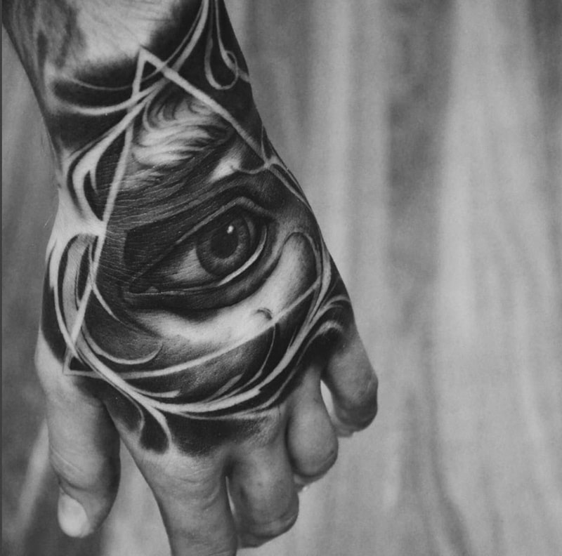 Hand Eye Tattoo: 175 Best Hand Tattoo Ideas With Meanings!