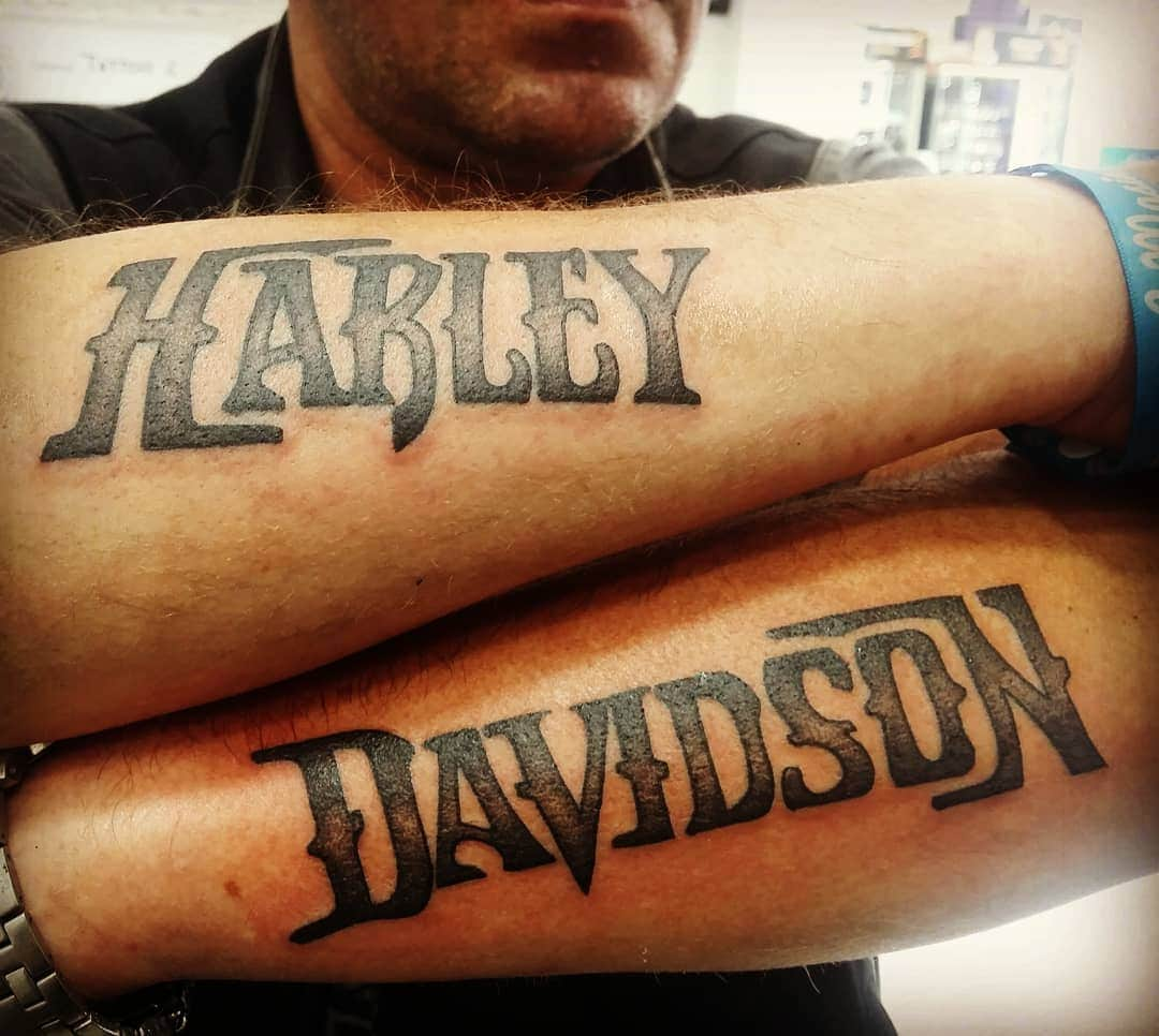 125 Harley Davidson Tattoos Unleash The Biker Within You