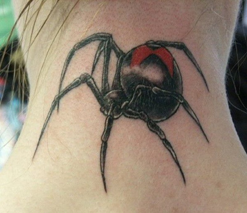 125 Great Spider Tattoos (+ Meanings) - Wild Tattoo Art